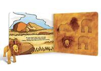 Pop Up Book: SAFARI, Build and Play Storybook **** BRAND NEW *****  Rare!