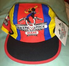Vintage Cartoon Cap Biker Mice From Mars Kids Hat
