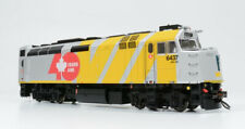 HO Rapido F40PH-2D Rebuilt Via Rail 40th Anniversary #6437 DCC/Sound