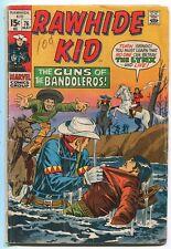 Rawhide Kid 76 Good Marvel Comics Cbx15A