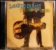 """Lorenzo Grassi """"The Monktone Stomp""""  audio CD"""