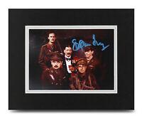 Stephen Fry Signed 10x8 Photo Display Blackadder Autograph Memorabilia + COA
