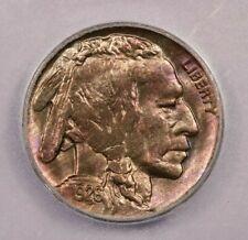 1926-P 1926 Buffalo Nickel 5C ICG MS64 cool color!