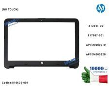 ORIGINALE HP 814616-001 LCD BACK COVER Coperchio per 250 g4 255 g4 NUOVO COPERTURA