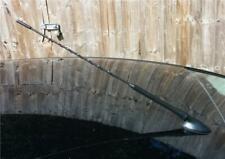 Quality Screw On Car Radio Antenna - Flexible Spiral Coil Design - Matt Black