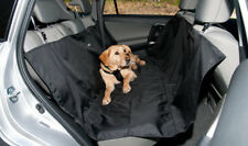 Outward Hound Car Back Seat Protector Hammock - Fits Most Cars - Black