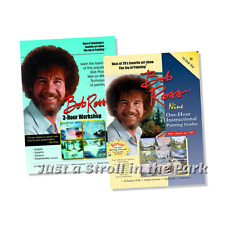 Bob Ross: Joy of Painting: 2 Complete Workshop Collections Box / DVD Set(s) NEW!