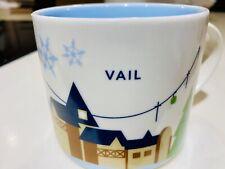 Starbucks You Are Here Vail Mug