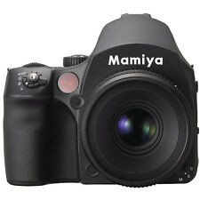 Mamiya 645DF Digital Camera - Black (Body Only)