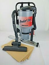 Brand New Hako Rocket Vac Back Pack Vacuum Cleaner- Australian Made