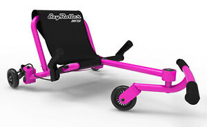 Ezy Roller Drifter Kids 3 Wheel Ride On Ultimate Riding Machine EzyRoller Pink