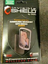 Zagg - InvisibleShield Screen Protector for Samsung Moment SPH-M900