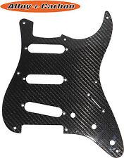 Fender Strat Stratocaster 72' 11 hole pickguard scratchplate REAL Carbon Fiber
