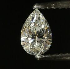 .70ct pear cut loose diamond GIA Certified SI1 J 6.73 X 4.61 X 3.31 MM vintage