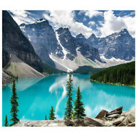 Full Drill Beautiful Scenery 5D DIY Diamond Embroidery Painting Home Decor Cr FP