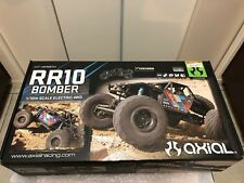 Axial 1/10 RR10 Bomber 4WD Rock Racer Kit version - AX90053 Brand New Sealed