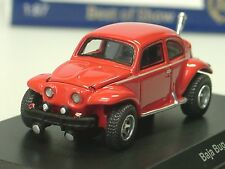 BOS VW Baja Bug, rouge - 87190 - 1/87