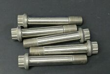 "Lot Of 5 HEX SOCKET FLANGE BOLT 12 POINT .5 x 20 x 2-15/16"" THREAD 25/32"""