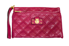 Authentic Marc Jacobs Pink Leather Clutch
