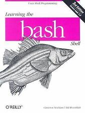 In a Nutshell (o'Reilly) Ser.: Learning the Bash Shell : Unix Shell...