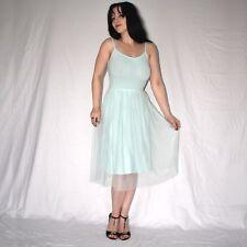 weiches, grünes PARTYKLEID* S 38 stretchiges Minikleid* Cocktailkleid Abendkleid