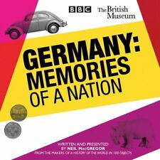 Germany: Memories of a Nation by Neil MacGregor Fascinating BBC Radio 4 Audio CD