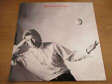 HUEY LEWIS & THE NEWS - SMALLWORLD Vinyl LP Album UK 1988 Pop Rock CDL 1622
