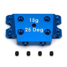 Team Associated RC10T5M 91367 FT Aluminum Bulkhead, 25 deg.