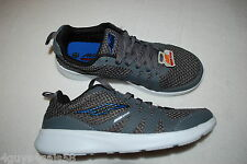Mens Athletic Running Shoes CHARCOAL GRAY Lt. Weight AVIA CAPRI Mesh Fabric 7.5
