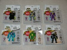 Batman Unlimited Mighty Minis Series 2 Complete Set of 6 Figures