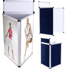 Faltwand Messewand Messestand Faltpaneel Promotionswand Raumteiler stabil Design