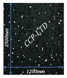 Shower Wall Panel Black Galaxy Wet Wall Splashpanel UK's TOUGHEST PVC BOARDS