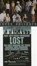 INKWORKS 2005 LOST SEASON 1 HAPPY HOLIDAYS PROMO CARD #H2005