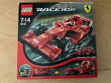 LEGO 8142 Racers Ferrari F1 1:24 Retired & Rare Brand New in open Box