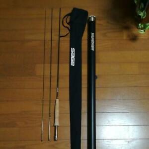 """SAGE TXL 7'10"""" #00 3piece Fly Rod Fishing w/case F/S"""