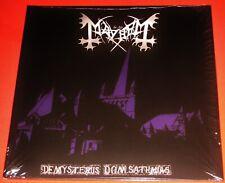 Mayhem: De Mysteriis Dom Sathanas Limited Edition LP Color Vinyl Record 2020 NEW