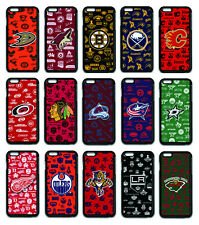 NHL Hocky Teams Design(City Name A-C) Apple iPhone & iPod Case 01-01