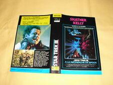 JAQUETTE VHS Star Trek 3 William Shatner Leonard Nimoy