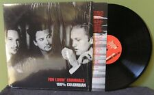 "Fun Lovin' Criminals ""100% Columbian"" LP Orig EX In shrink Bloodhound Gang"