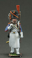 Toy tin soldiers 54 mm.The Napoleonic wars. Minesweeper. France 1810