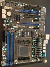 MSI 970A-G46, AM3+, AMD Motherboard with FX 6350 CPU