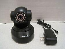 Foscam FI8918W Wireless Pan & Tilt IR Camera & Power supply w Night Vision 2.8mm