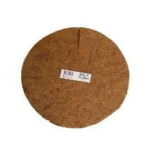 Basket Flat Replacement Liner 300mm Coconut Natural Fibre Hanging Pot