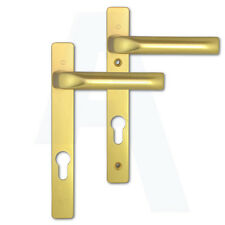 Hoppe UPVC Lever Door Handle Replacement Furniture 113P/366M Gold