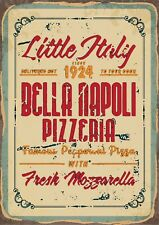 "Reproduction Vintage Italian ""Little Italy"" Poster, Home Wall Art, Size: A2"
