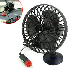 12V Universal Mini Air Fan Powered Truck Car Vehicle Cooling Adsorption Summer