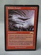 MTG Magic the Gathering Card X1: Seismic Assault - Exodus LP