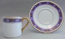 - Jugendstil Espresso / Mokkatasse, Porzellanfirma Plankenhammer / Pfalz um 1910