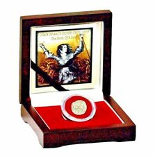 Joan Of Arc's Silver Obol Coin With Presentation Box,COA & Story Card