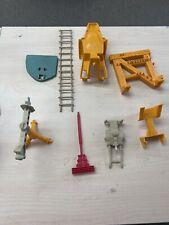 New ListingVintage 1981 Motu Castle Grayskull Weapons Rack, Accessories, Ladder